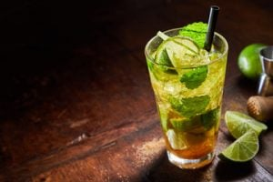 orchard julep drink
