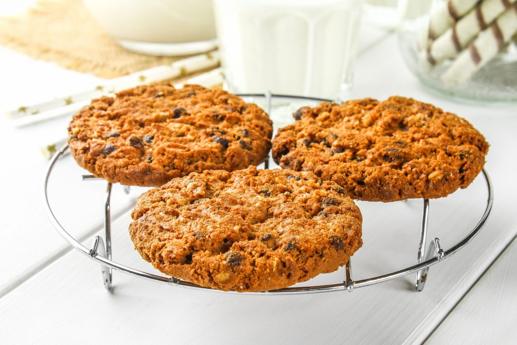 oatmeal banana cookies recipe
