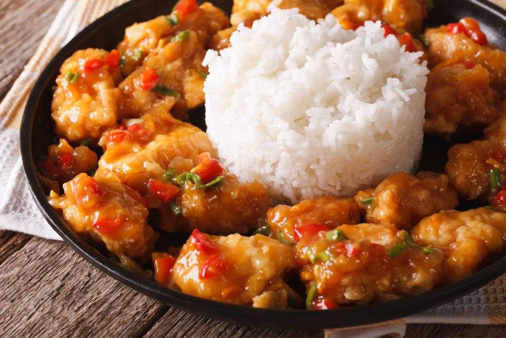 Crockpot Orange Chicken 1