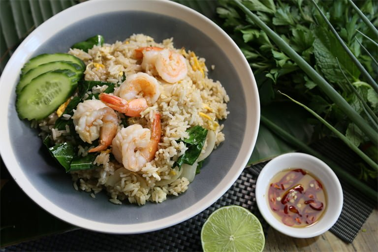 Homemade Recipe Fried Rice
