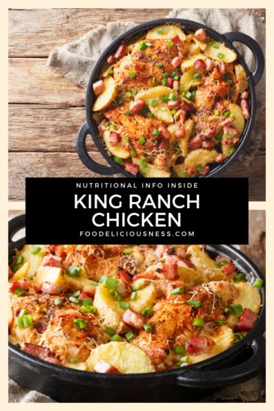 King Ranch Chicken pin