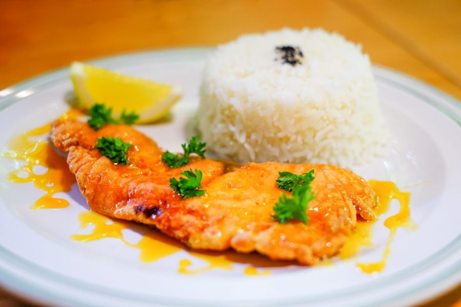 Soy Ginger Salmon 2
