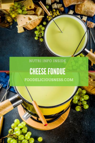 cheese fondue pin