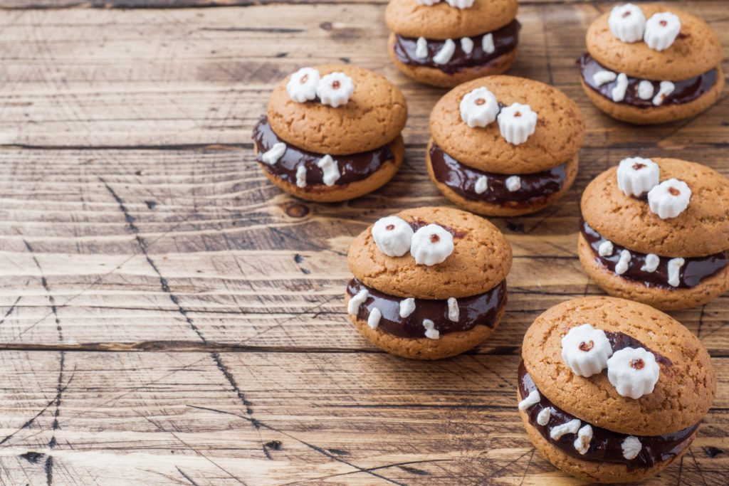 Peanut Butter Blossom Cookies recipe
