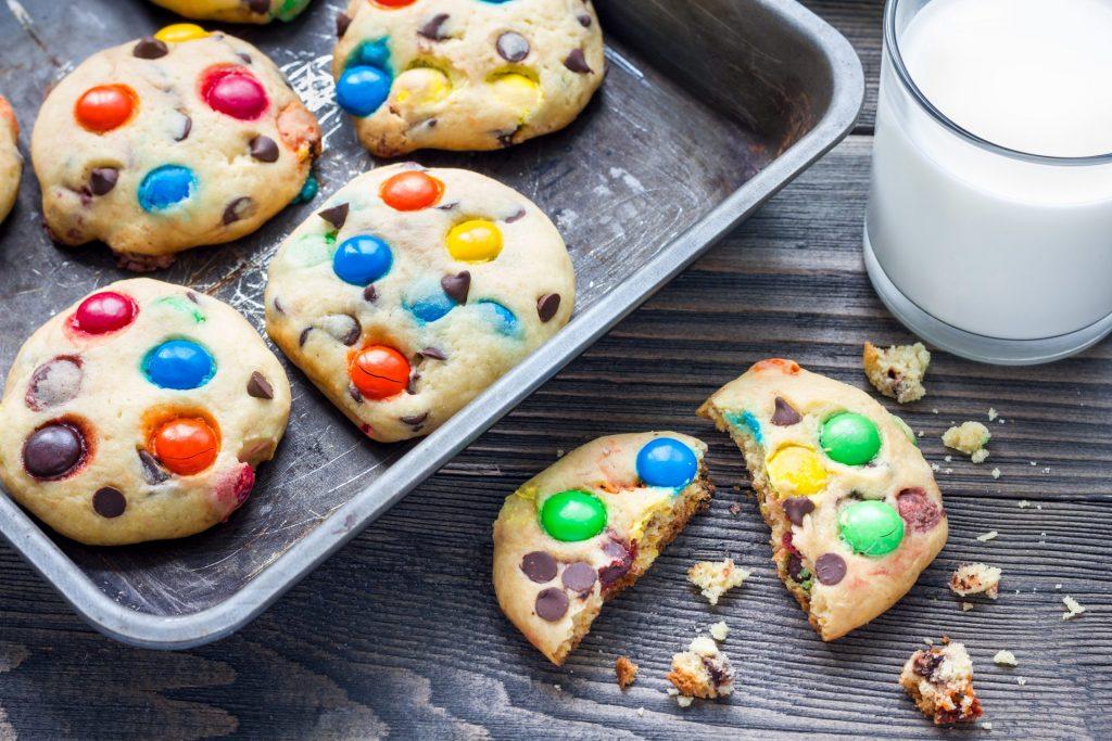 perfect monster cookies recipe