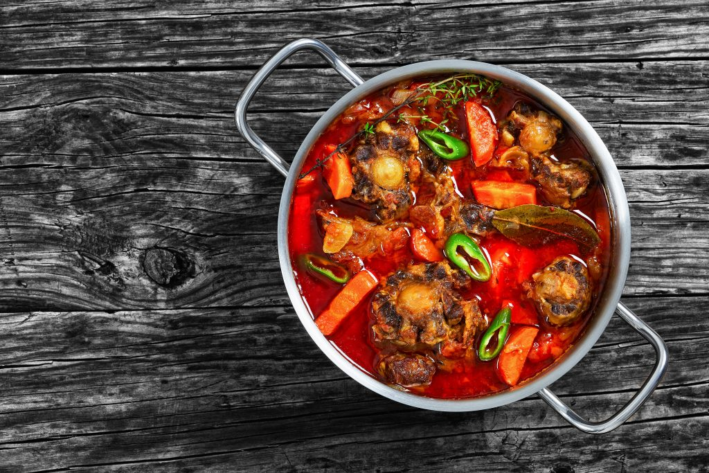 slow cooked red wine beef stew recipe
