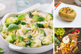 2 Parmesan Side Dishes for Your Thanksgiving Menu