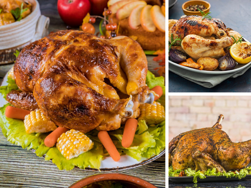 3 Best Classic Thanksgiving Turkey Recipes 1