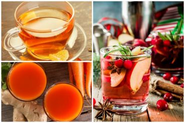 3 Delicious New Year Eve Non Alcoholic Drinks