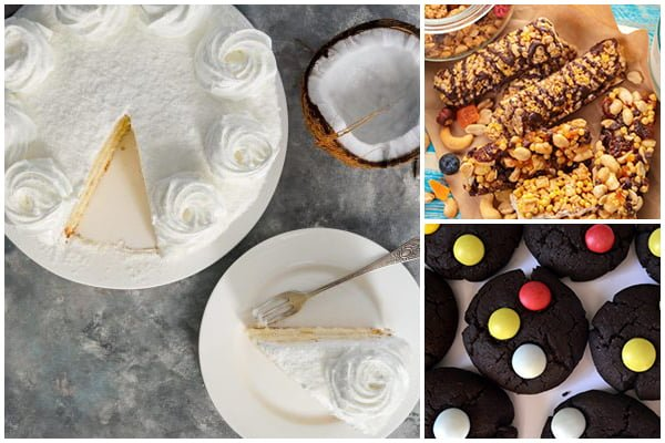 3 Fast and Easy Paleo Desserts FI