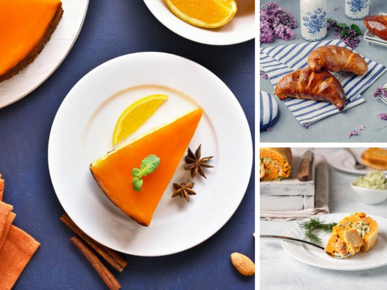 3 Yummy Pumpkin Desserts for Thanksiving