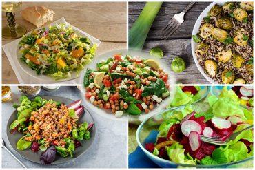 5 Christmas Salad Holiday Ideas fi