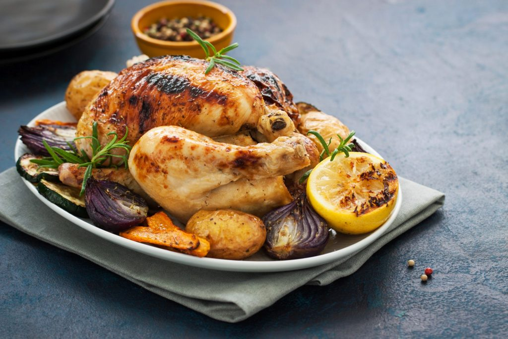 A Simply Perfect Roast Turkey 2