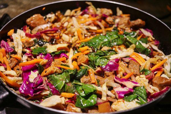 Asian Beef Stir Fry Recipe