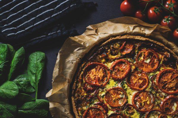 Baked Tuscan Quinoa