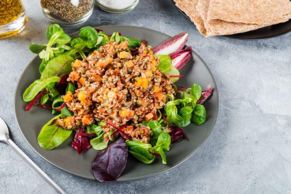 Butternut Squash Quinoa Salad 1