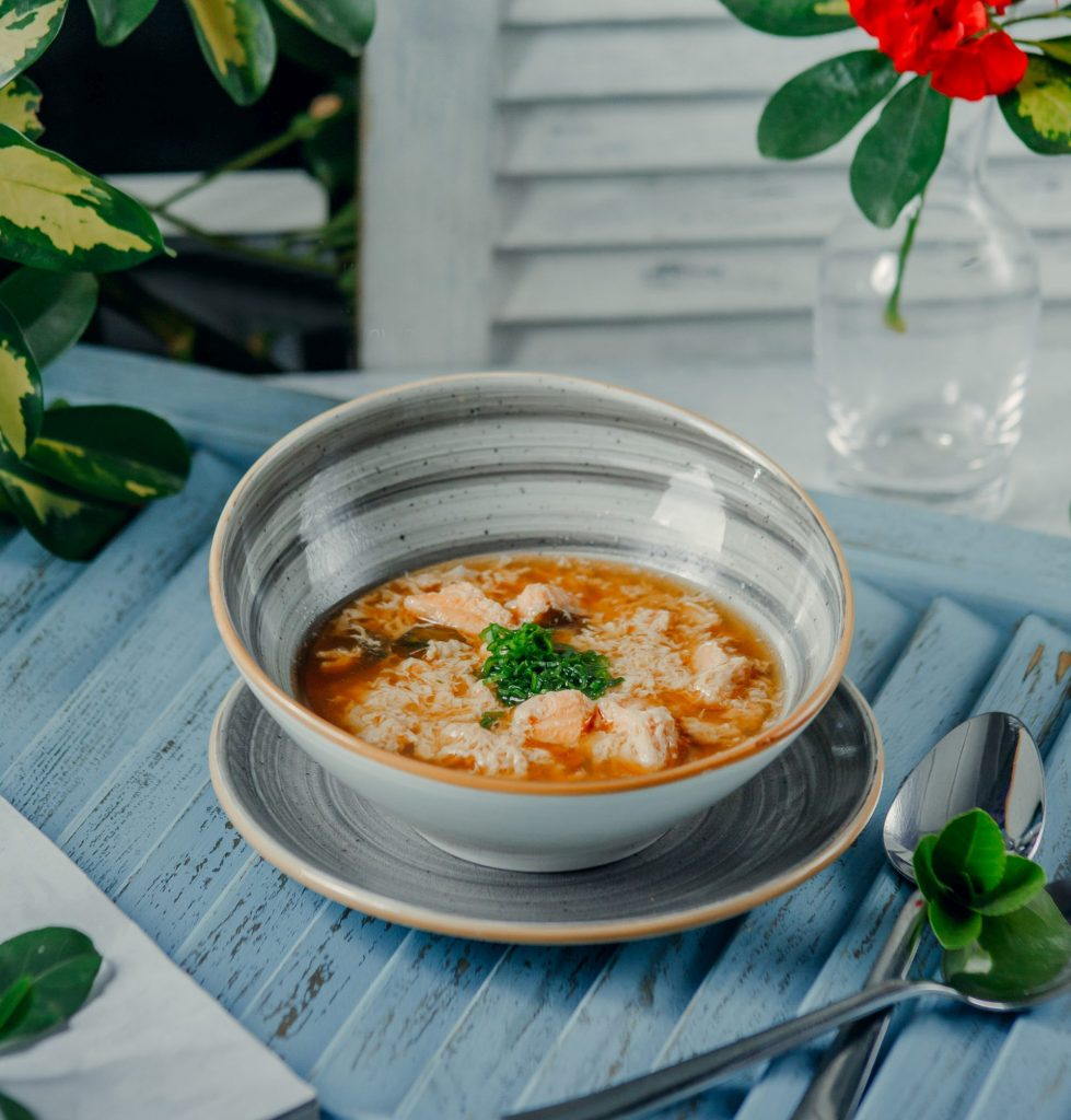 Creamy Chicken and Wild Rice Soup Slow Cooker 2