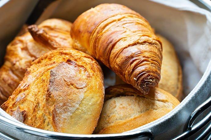 Croissant Sandwiches 1