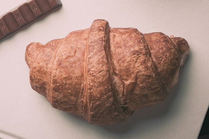 Delicious Chocolate Croissants 1