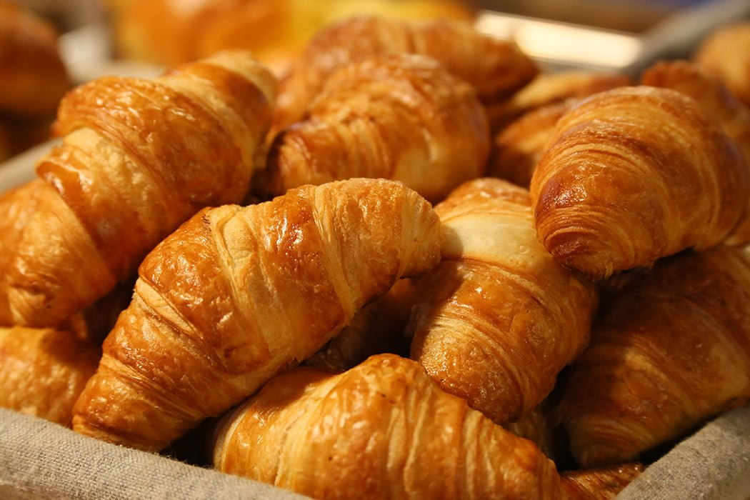 Delicious Chocolate Croissants