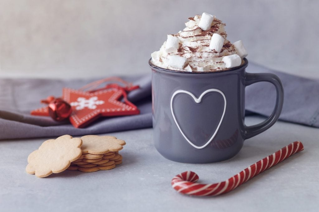 Earl Gray Latte with Lavender Marshmallows 2