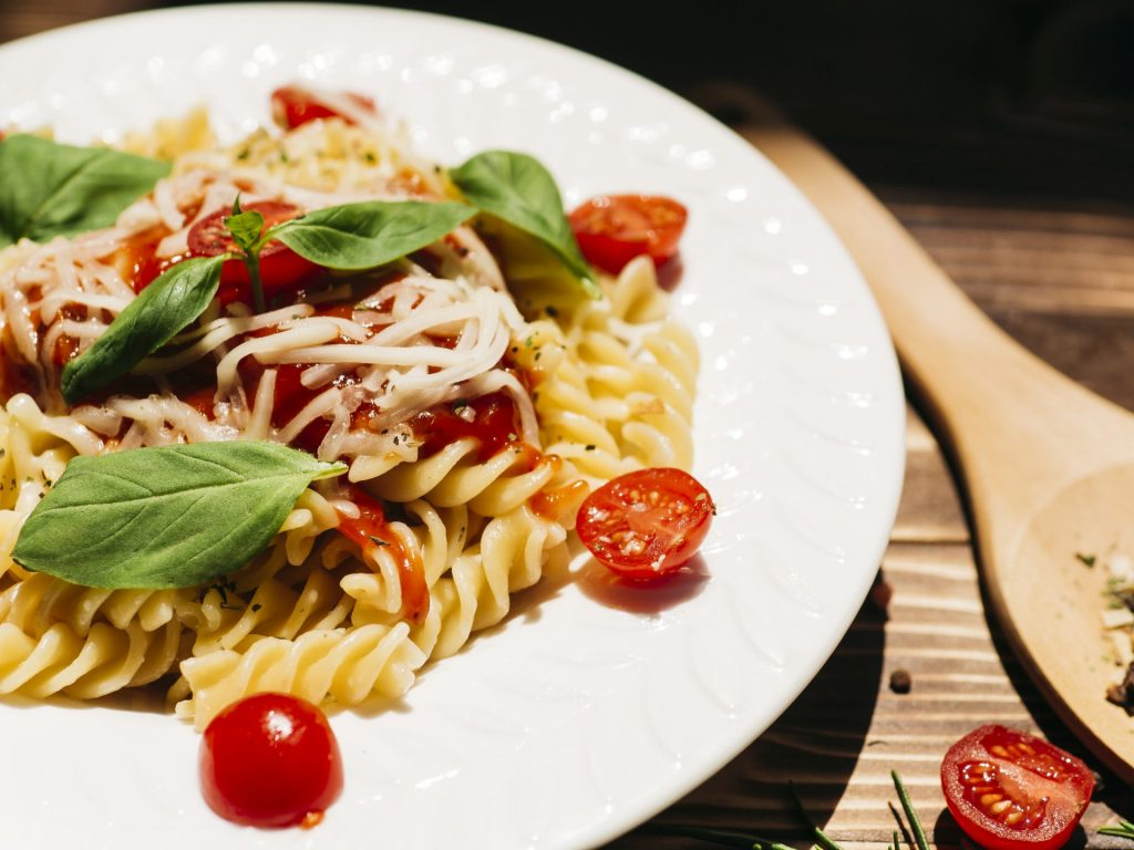 Mediterranean Pasta 2