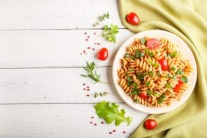 Mediterranean Pasta 3