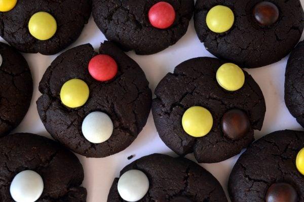 Monster Cookies Bars