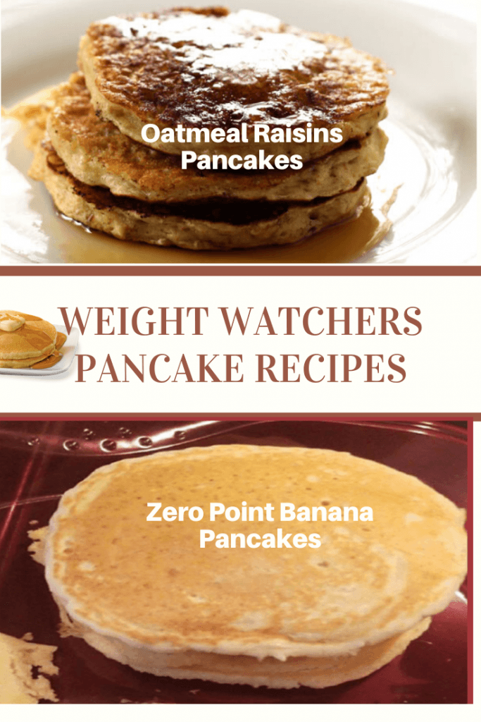 Oatmeal Raisin and Zero Point Banana Pancake