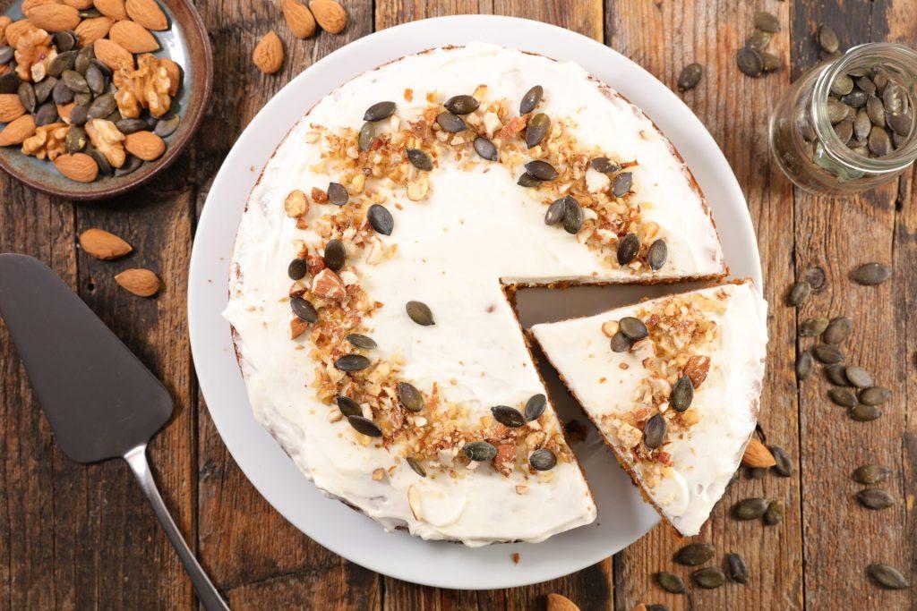 PUMPKIN SHEET CAKE 2