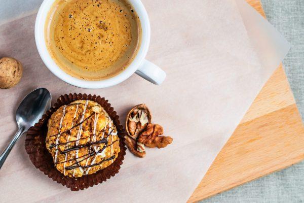 Paleo Coffee Cake Muffins
