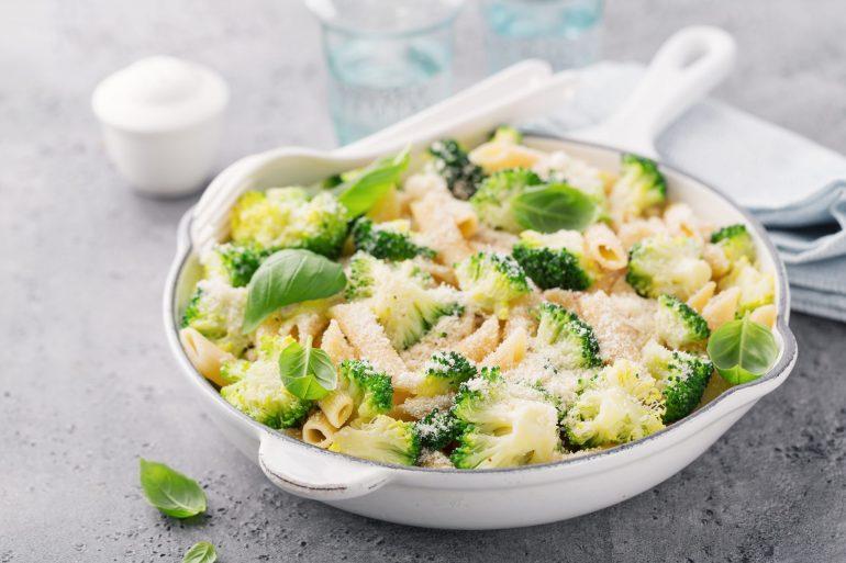 Parmesan Roasted Broccoli 1