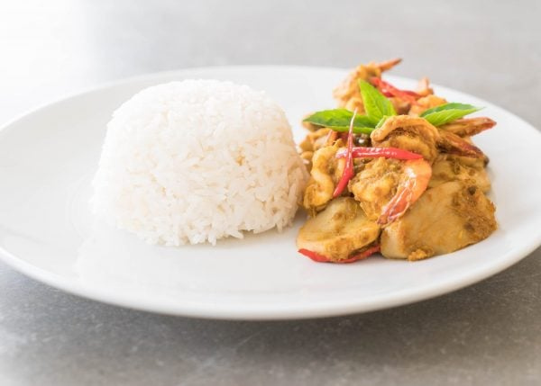 Slow Cooker Chicken Curry 3