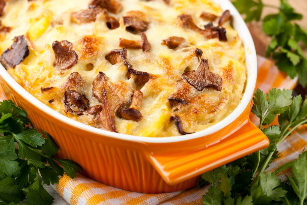 Slow Cooker Scalloped Potatoes 2