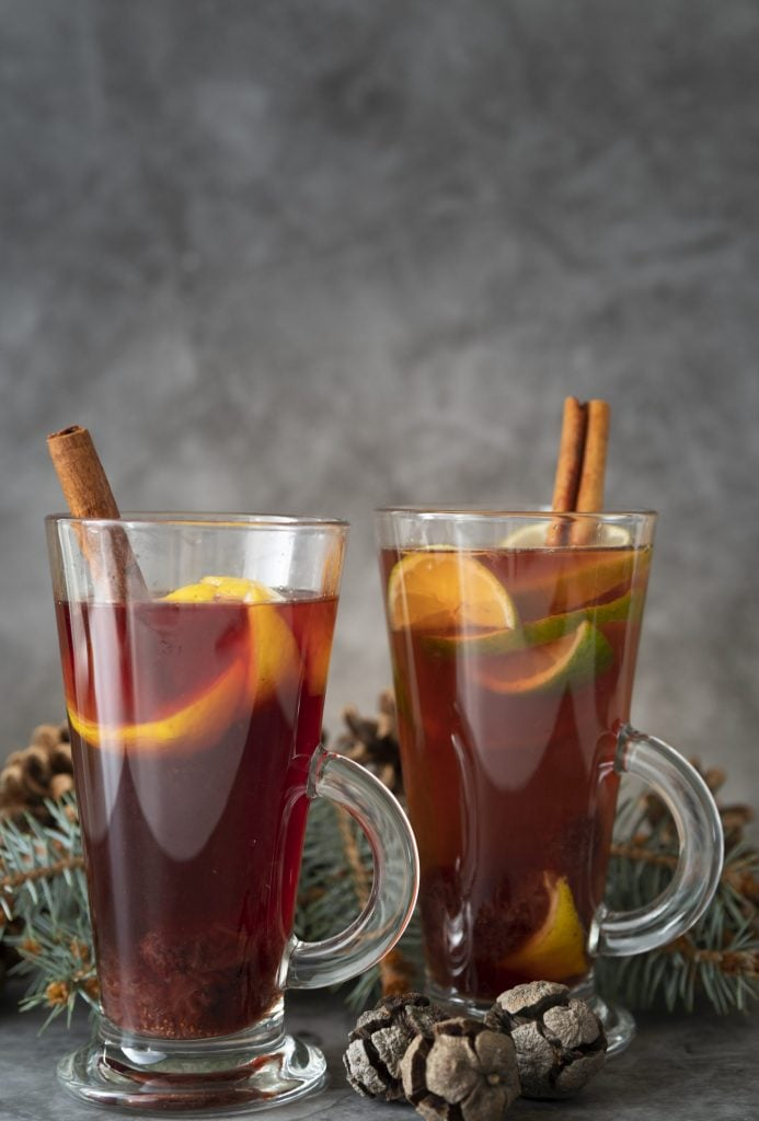 Sorrel Hibiscus Hot Toddy