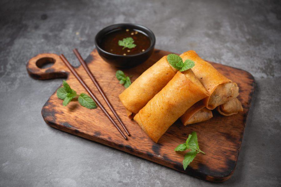 Vietnamese rolls 2