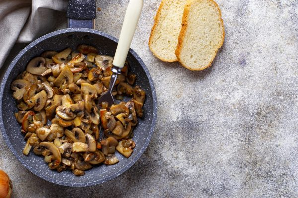 ZA'ATAR SPICED MUSHROOMS 2