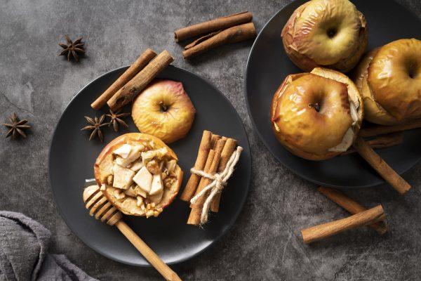 baked apple 2