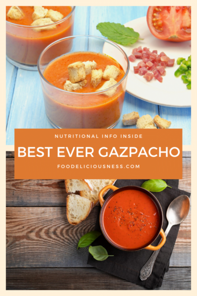 best ever gazpacho pin