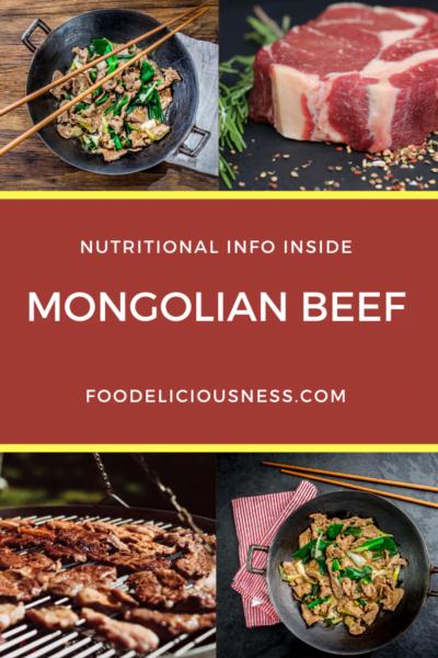 mongolian beef pin