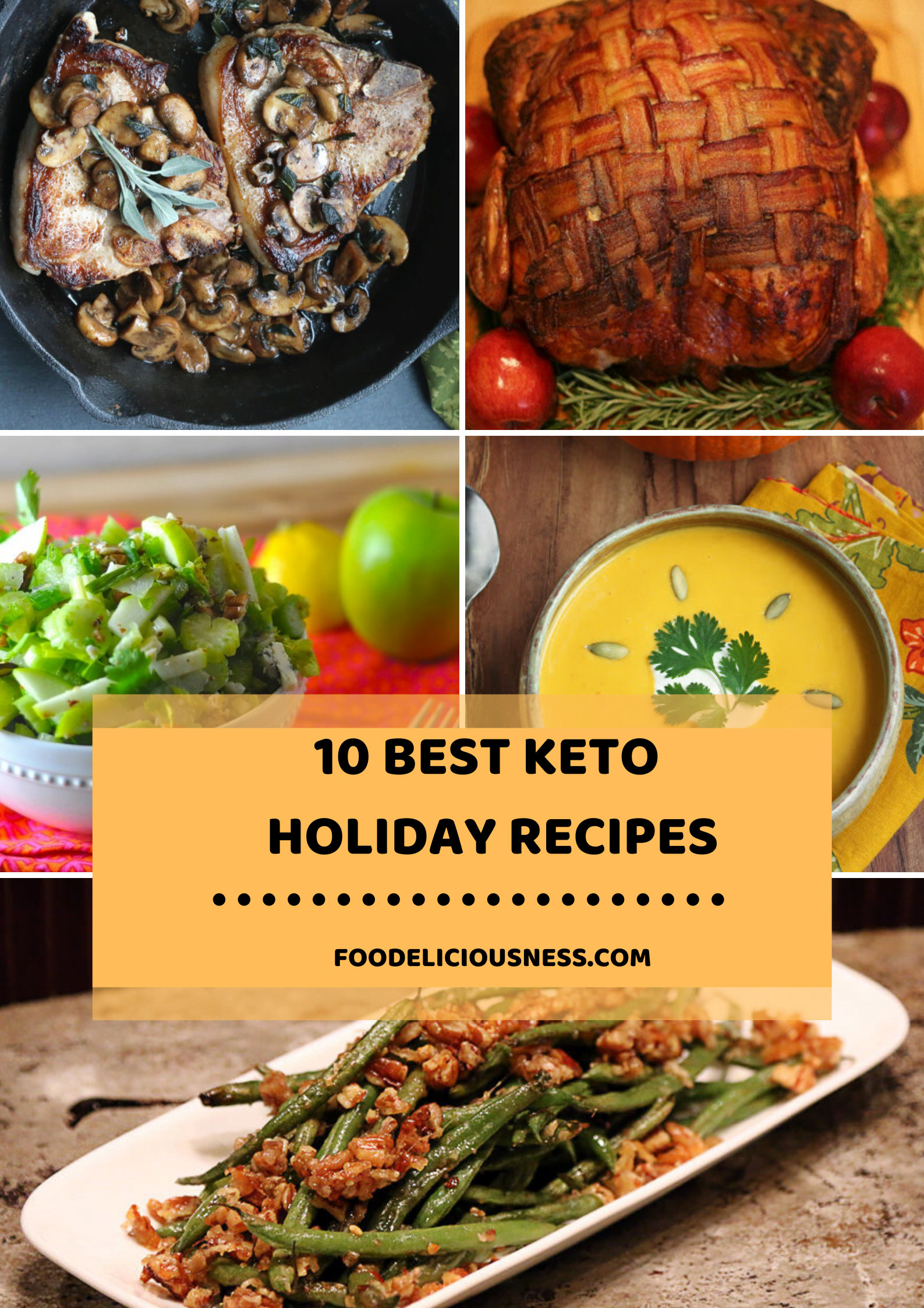 If you are a real Keto soldier you will not resist trying these 10 yummy low carb recipes. New dessert chocolate recipes... yeah you definitely should try! These recipes are also great for special occasions, to show your friends that Keto food can be delicious too! #ketoholidayrecipesdesserts #ketoholidayrecipeslowcarb #ketofood @foodeliciousness