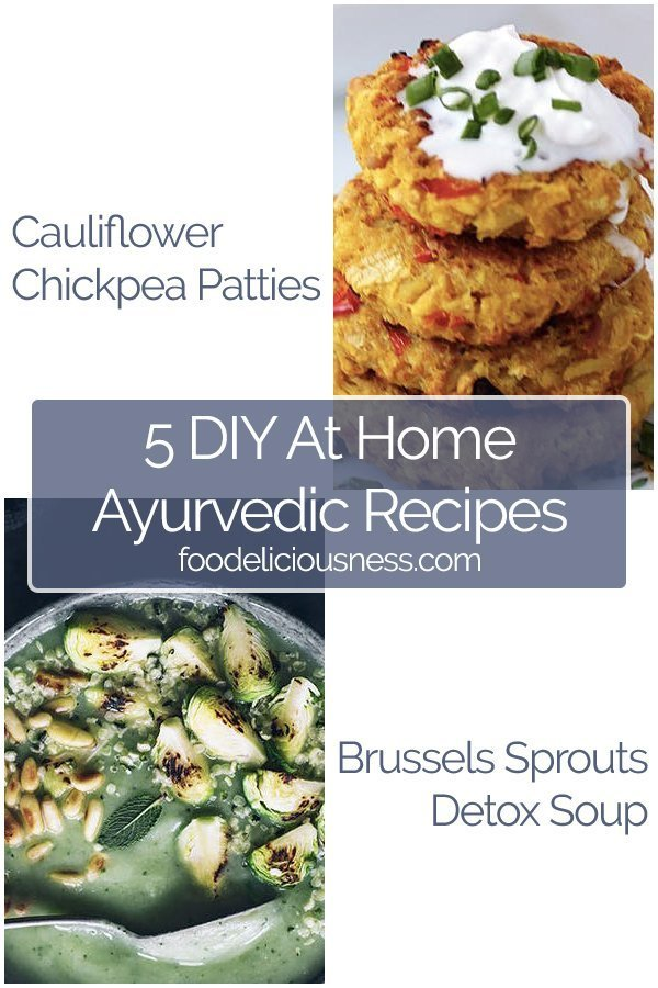 5 DIY Ayurvedic Recipes Pin 3