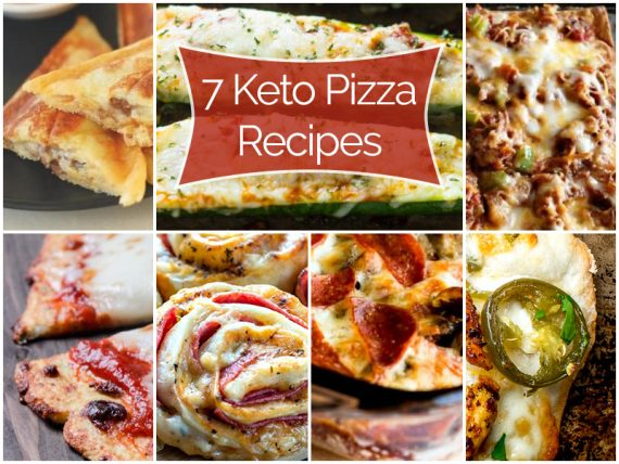 7 Keto Pizza Recipes