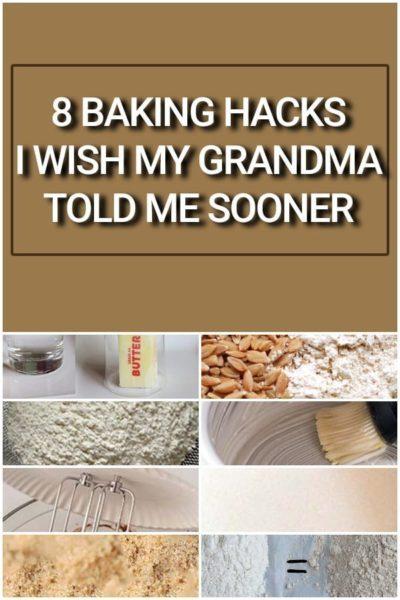 8 Baking Hacks 1