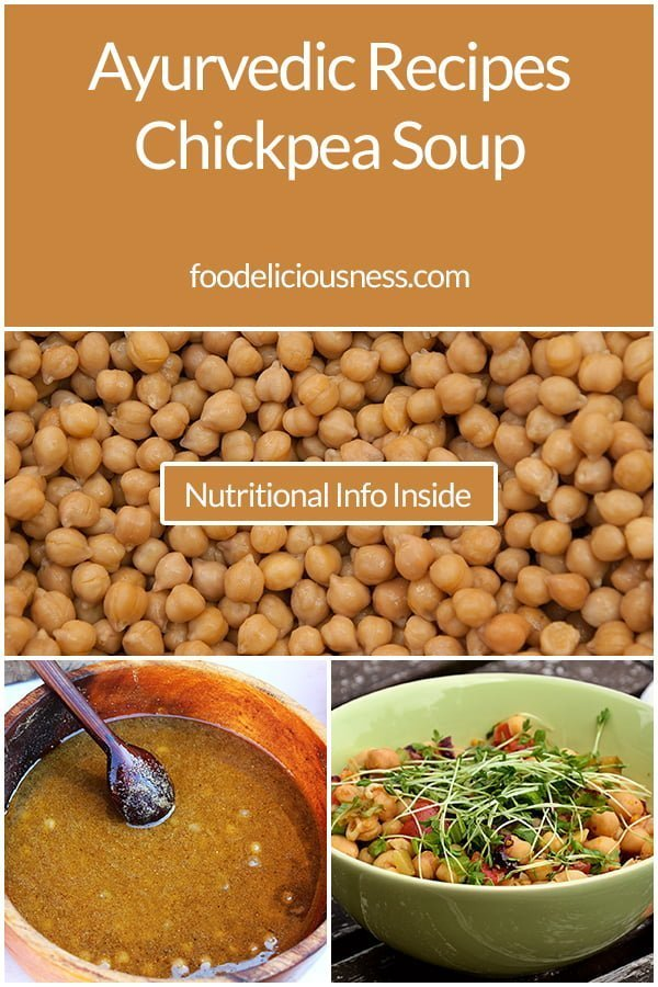 Soups are perfect for cleansing the body of all toxins. They help with digestion and are nourishing and soothing too. Here is a fantastic Ayurvedic soup recipe with chickpeas that will soothe your appetite nicely.@foodelicousness #chickpeasoup #ayurvedicsoup #ayurvedicrecipes #ayurvedicdiet
