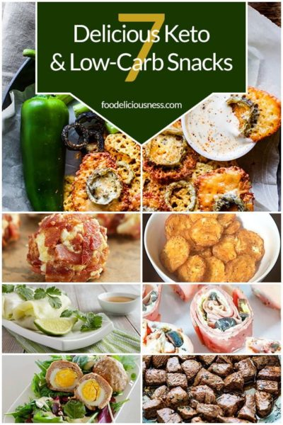 Since holidays are in full swing, we tend to stray away from the gym and the healthy food and opt more for fast food or holiday food.With that in mind, getting back on your diet, especially if it\'s a keto diet, can be hard.@foodeliciousness #deliciousketorecipes #ketofriendlysnacks #ketorecipesnacks #lowcarbsnacks #lowcarbrecipes