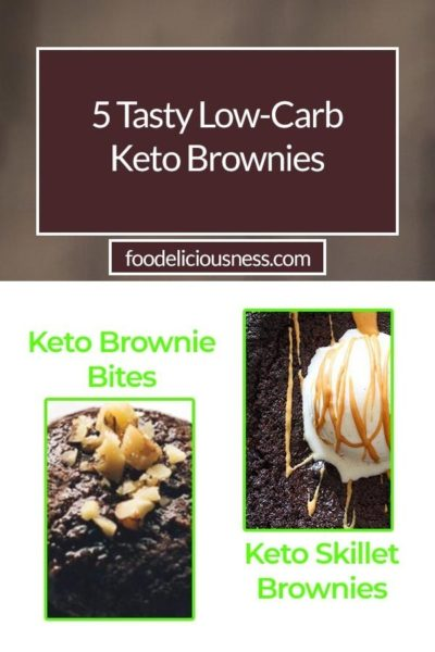 Delicious Low Carb Keto Friendly Brownies 2
