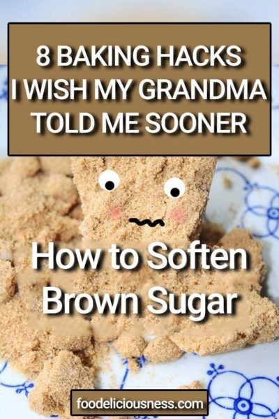 How to Soften Brown Sugar 1