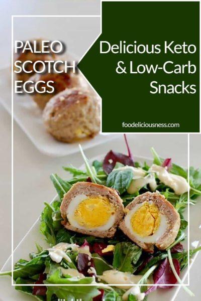 Paleo Scotch Eggs Pin