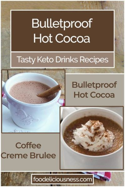 Tasty Keto Drinks Recipes